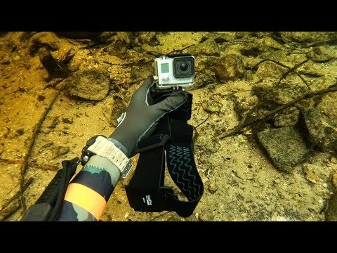 Found a Working GoPro Camera Lost 4 Years Ago Underwater! (Reviewing the Footage) | DALLMYD