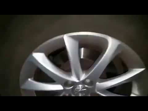 Where to check tyre size and pressure - Peugeot