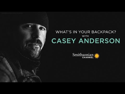 Interview with Casey Anderson