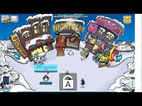 Club Penguin - How to Get Swf