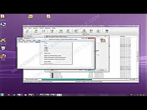 Download Full Activated Microsoft Office 2003 Professional - How to install tutorial