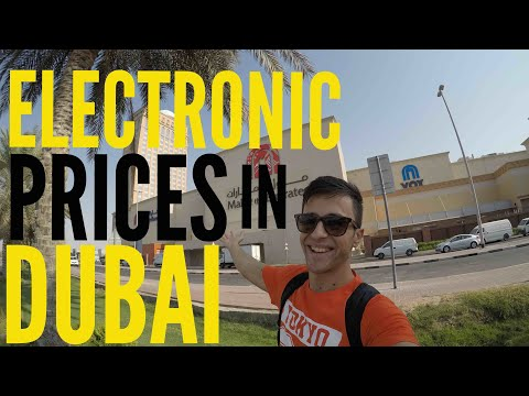 ELECTRONIC PRICES IN DUBAI ! ( ENGLISH ) |Apple | Samsung | Sony | Nikon |