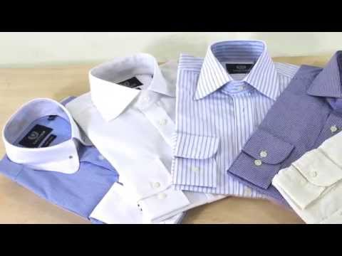 Tips & Guides: Shirt Collars