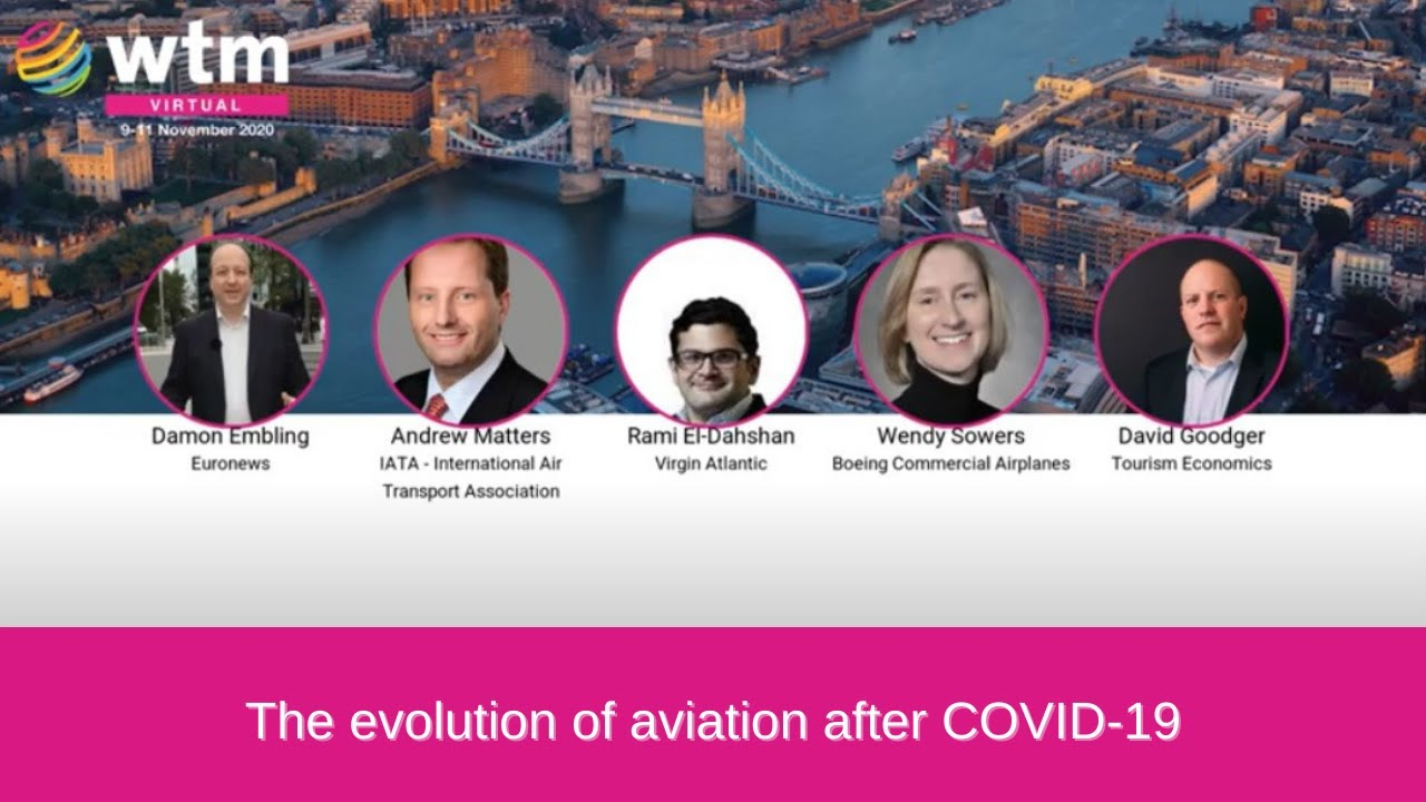 The evolution of aviation after COVID-19
