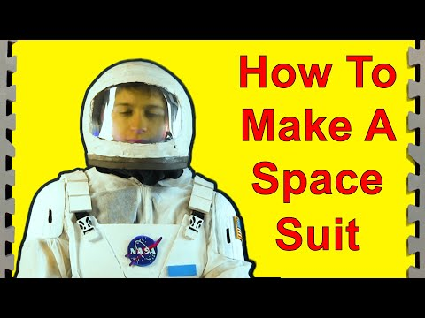 How to Make a Cheap Space Suit (Interstellar Props)