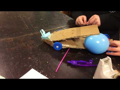 Y8 Balloon Car Competition