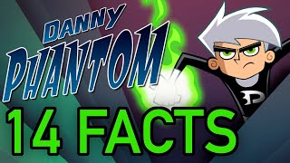 14 PHAN-TASTIC Facts About Danny Phantom!