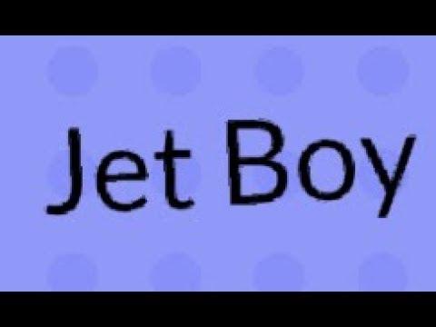 Jet Boy Walkthrough