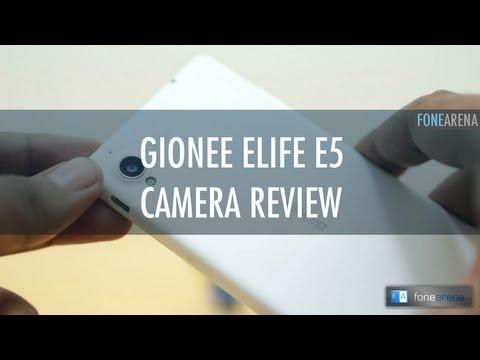 Gionee Elife E5 Camera Review