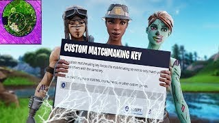 (NA-EAST) CUSTOM MATCHMAKING FORTNITE LIVE//SOLO/DUO/TRIOS/SQUADS//PS4/XBOX/PC/SWITCH/MOBLIE