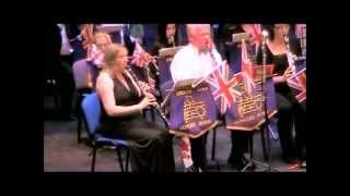 """""""The Second Waltz"""" was one of the pieces played during the """"Last Night of the Proms"""" Concert at Theatre Brycheiniog in Brecon on 17th September 2012. Please excuse the shaky panning and zooming, early on, due to hand-held camera."""