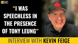 Kevin Feige Interview With Anupama Chopra | Shang-Chi | Film Companion