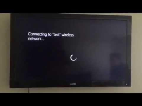 Find wireless MAC on  new Xbox one