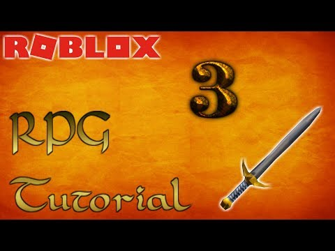 ROBLOX How-To Make An RPG Game! - Part 3 - Bosses