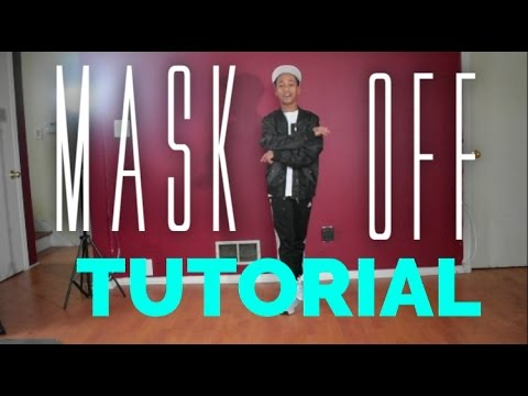 Mask Off (TUTORIAL) || Devin Neal Choreography