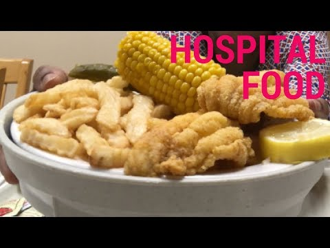 HOSPITAL FOOD TASTE TEST |   **FOOD NETWORK CHANNEL CALLED US ** STORY TIME
