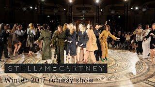 The Stella McCartney Winter 2017 Show