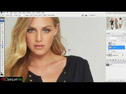 How to Make Clipping Masks in Photoshop