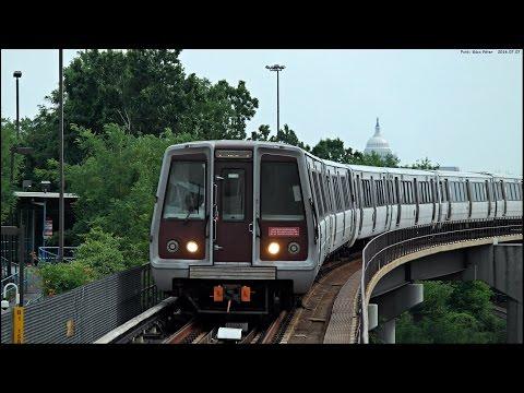 Washington DC Metro - 2016 [HD]