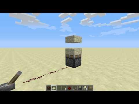 Minecraft Slab Bug