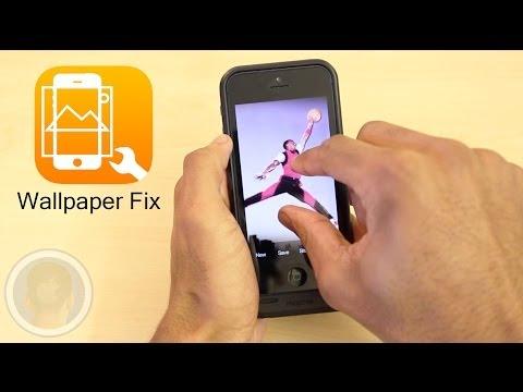 Wallpaper Fix - App Review