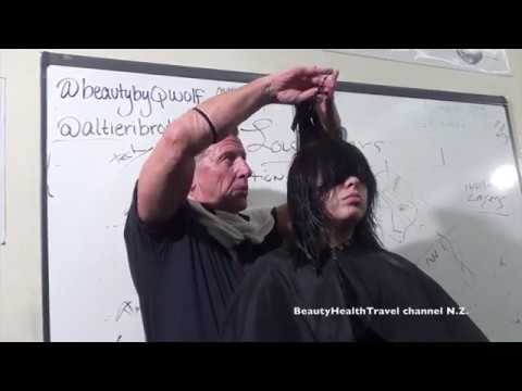 Haircutting: Layers, by Riccardo Altieri