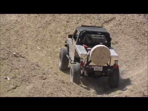 FJ Cruiser - Shoot, Wheel, and Grill 2