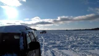 A day at an alaskan lake