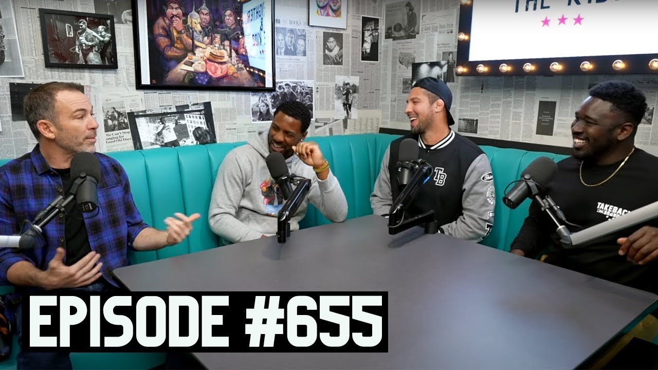 The Fighter and The Kid - Episode 655: Bryan Callen
