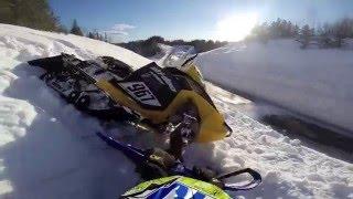 Ski-doo Freeride 850   Diablo clutch kit and slush - PakVim