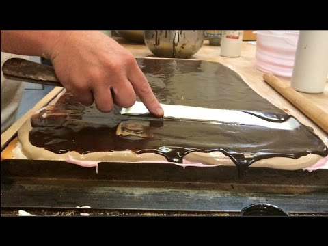 Satisfying Bakery Icing Video - Relaxing to watch baking