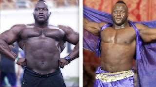 Bodybuilders Try Belly Dancing For The First Time