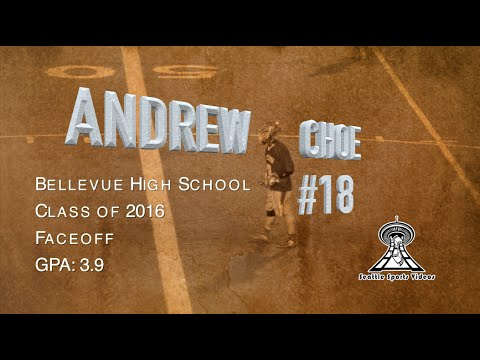 Andrew Choe - Class of 2016 (GPA 3.9/4.0) - Spring 2015 Lacrosse Face-Off Highlights