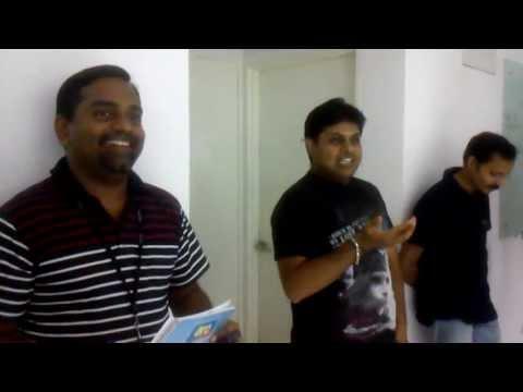 About ndVOR Oratory by Manjunath