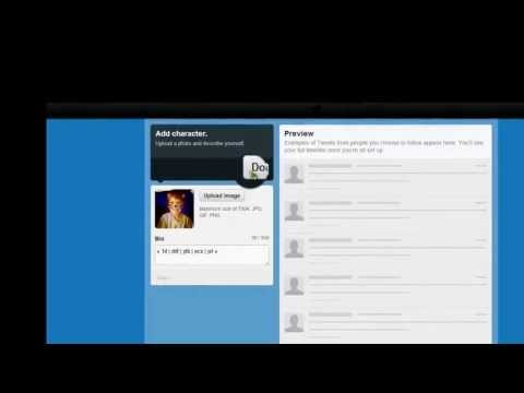 Como poner un GIF como icon en Twitter 2013 [Fácil].