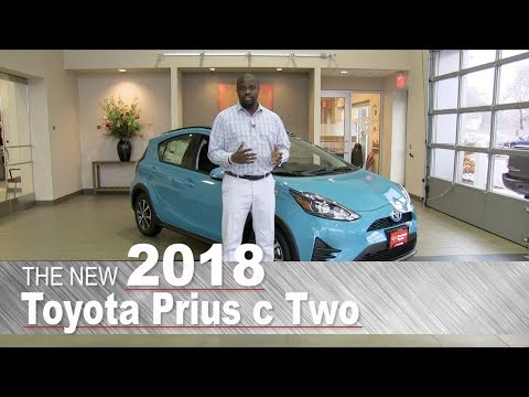 New 2018 Toyota Prius c Two - Minneapolis, St Paul, Brooklyn Center, MN | Walk Around