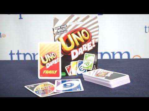 Uno Dare! from Mattel