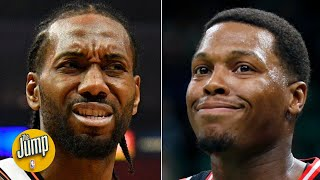 Are the Raptors really OK with how Kawhi Leonard left? | The Jump