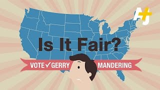 Gerrymandering Explained In 45 Seconds