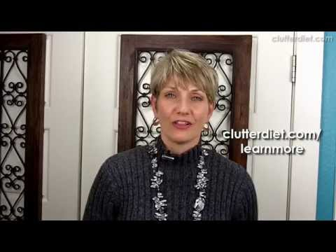 What to Do With Sliding Closet Doors | Clutter Video Tip