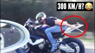I was passed on my Porsche at 300 KM/H [Cars vs Motorcycles pt.2]