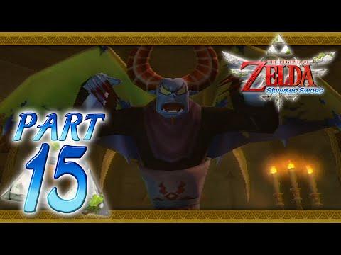 The Legend of Zelda: Skyward Sword - Part 15 - Skyloft's Monster