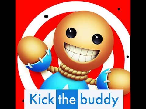 Kick the Buddy (wolverine claws)?!!!