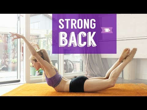 Get your Strong Ballet Back - Workout