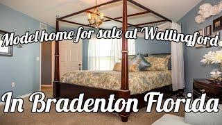 Wallingford corner lot home for sale in Bradenton Florida