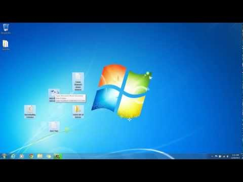 How to permanantly delete files off Windows without sending to the Recycling Bin