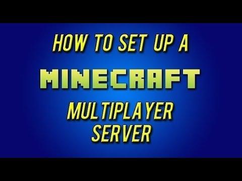 How To Make a Minecraft Server 1.12.1