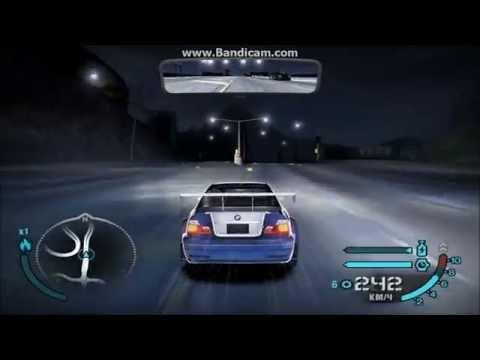 BMW M3 GTR engine sound: NFSMW vs NFSC
