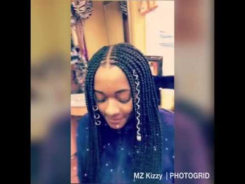 Tribal braids 2 layers