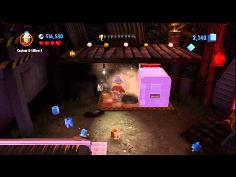Lego City UnderCover Walkthrough Chapter 8 Part 3